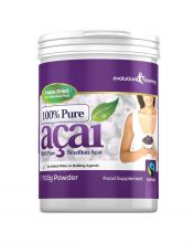 100% Pure Acai Berry Powder Tub 100g for Smoothies & Juices - 100g Tub