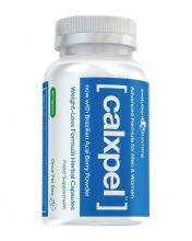 Calxpel™ Natural Herbal Weight Loss Supplement - 60 Capsules