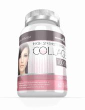 Hydrolysed Collagen High Strength 1,000mg for Hair, Skin & Nails + Vitamin C - 60 Tablets