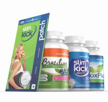 Detox & Diet Weight Loss Bundle Pack for Women - 1 Month Supply