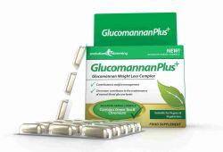 Glucomannan Plus Konjac Appetite Suppressant Capsules - 10 Day Supply (60 Capsules)