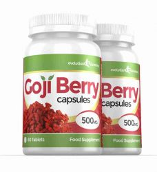 Goji Berry Extract 5,000mg High Strength Capsules - 120 Capsules