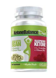 KetoneBalance Duo with Raspberry Ketones & Green Coffee Extract - 2 Month Supply
