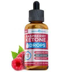 Raspberry Ketone Drops 60ml - 1 Bottle (60ml)