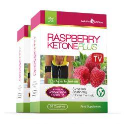 Raspberry Ketone Plus (As Seen on TV) - 2 Month Supply
