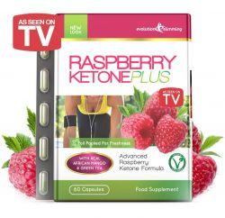 Raspberry Ketone Plus (As Seen on TV) - 1 Month Supply