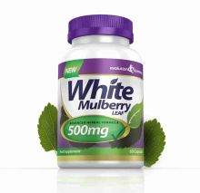 White Mulberry Leaf Extract 500mg - 120 Capsules