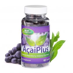 Acai Plus Extreme Acai Berry Complex - 1 Month Supply (60 Capsules)