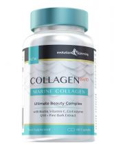 Collagen Bio-10 with Marine Collagen, Biotin & Co-Enzyme Q10 - 180 Capsules